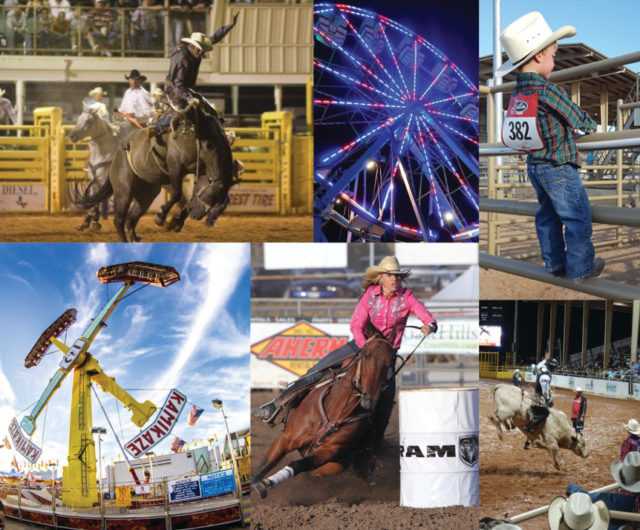 Lea County Fair & Rodeo